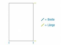 Flachbeutel aus PP Material, hochtransparent - mit Seitennaht