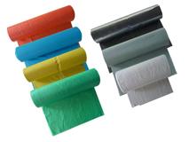 Abfallsäcke / Abfallbeutel aus HDPE