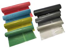 Abfallsäcke / Abfallbeutel aus LDPE