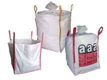 Astbestsäcke - Big-Bags - Containerbags für Entsorgungs- / Transportzwecke