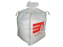 Big-Bags - für Minerallwolle