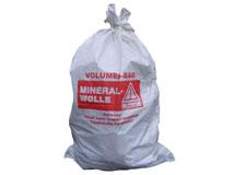 Mineralwollsäcke für Entsorgungs- / Transportzwecke