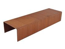 Heftklammer 35x18 mm (TYP B 3/4) - verkupfert für Kartonverschlusshefter manuell- und druckluftbetrieben