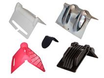 Kantenschützer aus Kunststoff und Metall