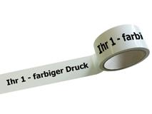 PVC-Packband bedruckt - 1-farbig