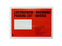 Dokumententaschen DIN C5 - Lieferschein / Rechnung