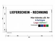 Dokumententaschen bedruckt - DIN Lang - mit Ihrem individuellen Firmenlogo