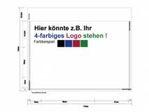 Dokumententaschen bedruckt - DIN C6 - mit Ihrem individuellen Firmenlogo