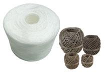 Seilerwaren und Verpackungskordeln
