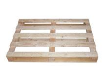 Einwegpaletten aus Holz 800x1550 mm