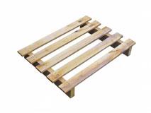 Einwegpaletten aus Holz 600x800 mm - IPPC behandelt