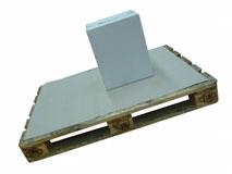 Antirutschpapier / Rutschstopp-Papier - 225 g/m² zur Palettensicherung