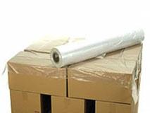 Deckblattfolie aus HDPE und LDPE für Paletten