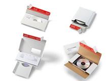 Versandtaschen für CD-ROMs Colopmac CP 011 - CP 40 - CP 042