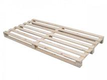 Einwegpaletten aus Holz 1000x2000 mm - IPPC behandelt