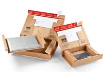 Versandkartons aus Wellpappe für Notebook - Smartphone - Tablet ColomPac CP 140 - FT 140