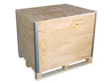 Sperrholz-Container faltbar - Modell Universal