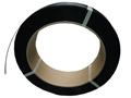 Umreifungsbänder, schwarz - 16 mm - aus PP