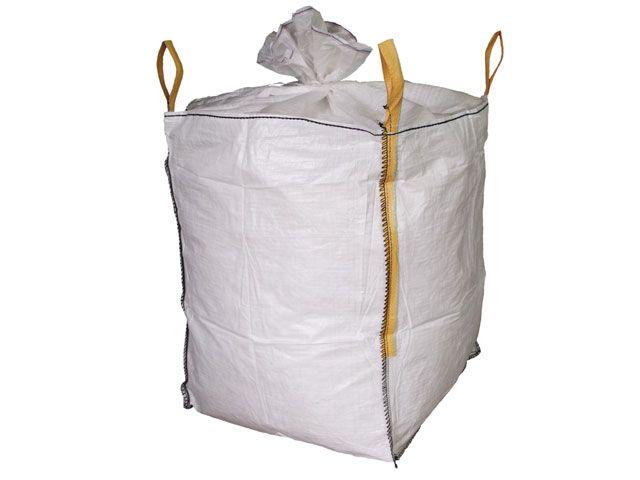 Big-Bags,weiß - 90x90x110 cm - 1000 Kg
