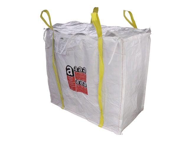 Asbest-Platten-Bags,weiß - 120x70x110 cm - 1000 Kg