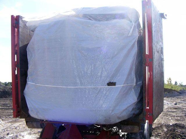 asbest containerbags wei 620x240x115 cm faltschachteln folienbeutel packband. Black Bedroom Furniture Sets. Home Design Ideas