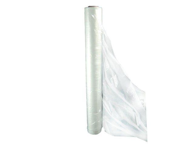 Deckblattfolie aus LDPE, transparent - 1200x1600 mm - 25my