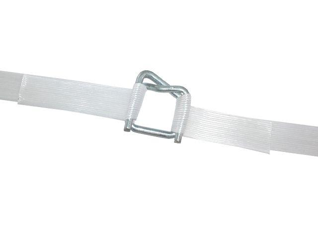Metallklemmen für Textilumreifungsband - 19mm