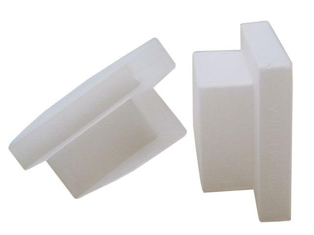 Eckenschutz-Taschen aus PE - 39mm breit / 78mm Schenkellänge - für Türen