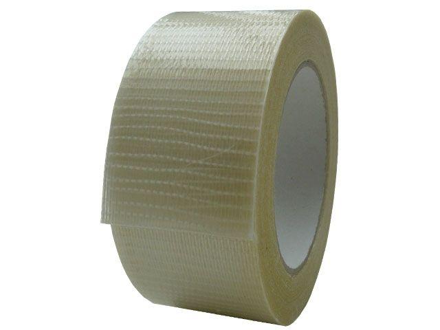 Filamentklebeband 327, glasfaserverstärkt in Längs- und Querrichtung - 50mmx50m