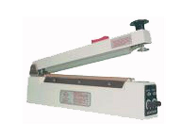 Folienschweißgeräte für 300 mm Folienbreite - 5mm Schweißnahtbreite - mit Schneidmesser u. Haltemagnet