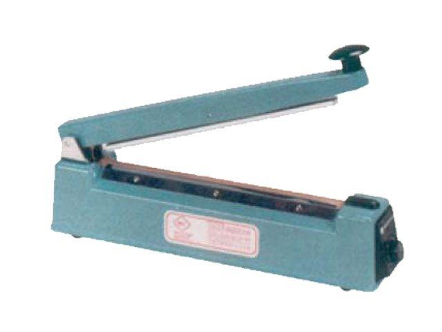 Folienschweißgeräte für 400 mm Folienbreite - 5 mm Schweißnahtlänge - mit Schneidmesser