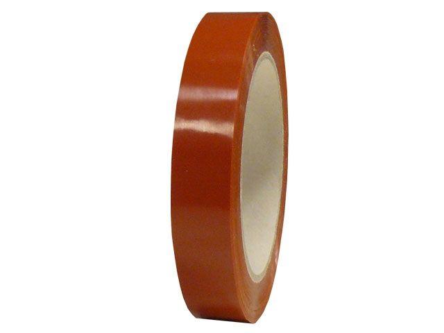 Strappingband 165 aus hochreißfestem PP, orange - 25mmx66m