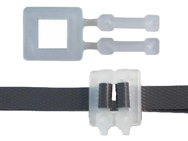 Kunststoffschnallen für Umreifungsbänder aus PP - 16mm