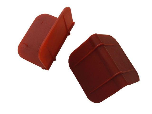 Kantenschützer ohne Dorn 70x50x50 mm - max. Bandbreite 35 mm