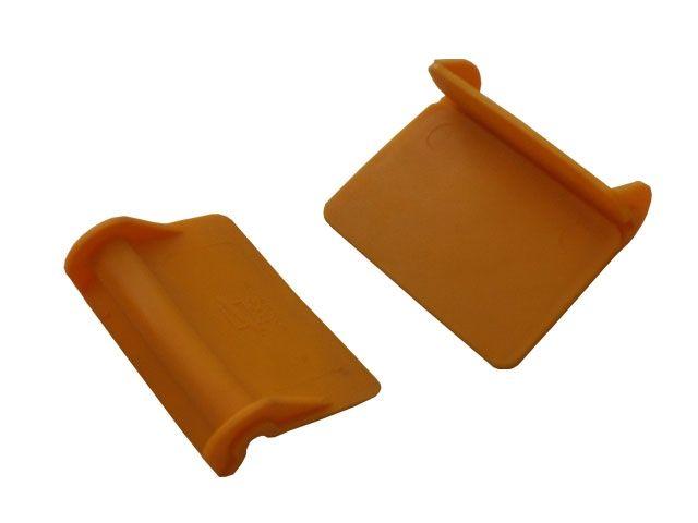 Kantenschützer zur Fasssicherung 70x50x20 mm - max. Bandbreite 50 mm