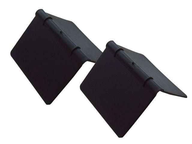 Kantenschützer ohne Dorn 100x75x75 mm - max. Bandbreite 50 mm