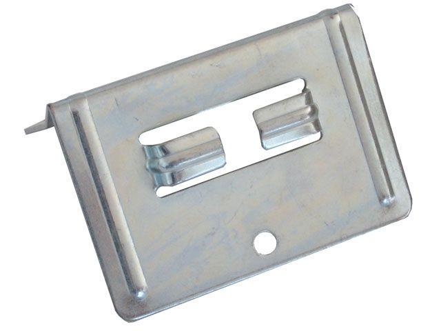 Kantenschützer aus verzinktem Stahl - 90x70 mm