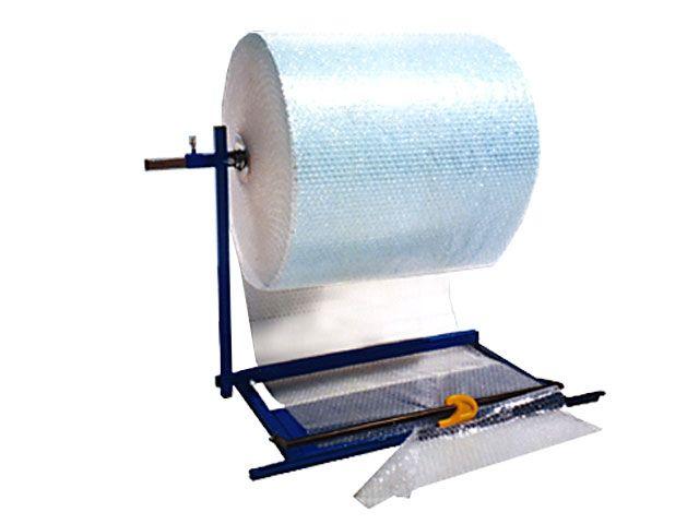 Tischschneidgeräte für Luftpolsterfolie - mit Klemmstange - bis 100 cm Rollenbreite