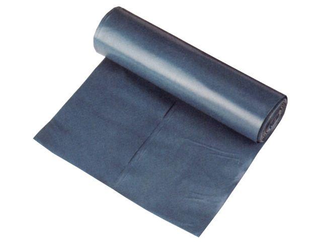 Abfallsäcke aus LDPE, blau - 160 Liter - Typ 60 Extra - 600+300x1100 mm