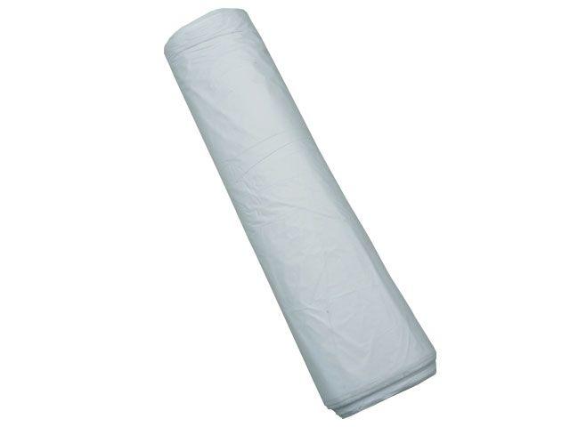 Abfallbeutel aus HDPE, weiss - 300/240x530 mm