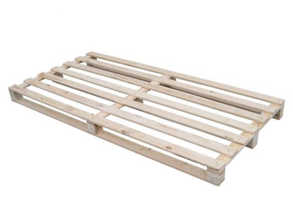 Einwegpaletten aus Holz 1000x2000 mm - IPPC-behandelt