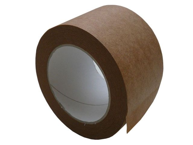 Papier-Packband 210, braun - 50mmx50m - selbstklebend