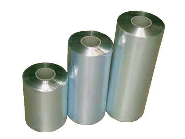 PVC Schrumpffolie - 25my - 700/700mmx450m