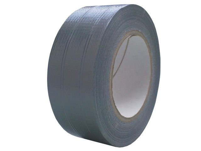 Duct Tape, silber - 50mm x 50m