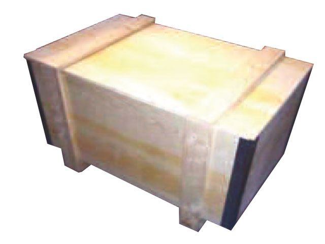 Sperrholz-Container, faltbar - 1180x780x570 mm - 521 Liter - Modell Ringleisten - 2-fach unterfahrbar
